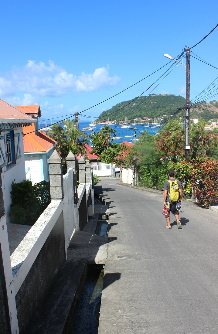 Beautiful beaches on Les Saintes: The French Caribbean Islands that time forgot