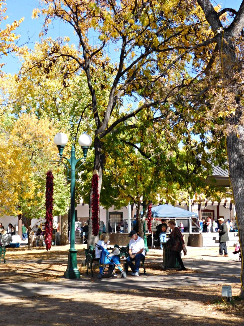 Visiting Santa Fe during Month Twenty Eight of Digital Nomad Life