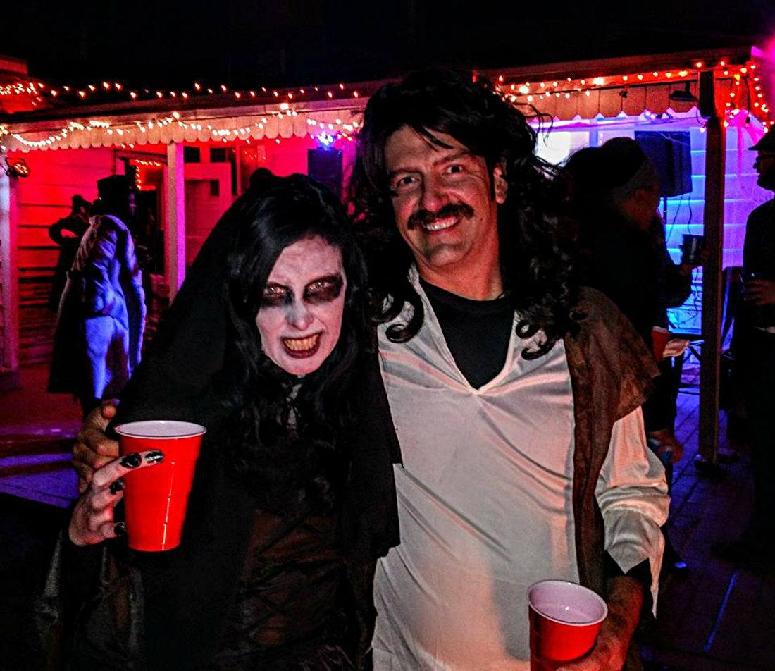 Celebrating Halloween during month twenty nine of Digital Nomad Life