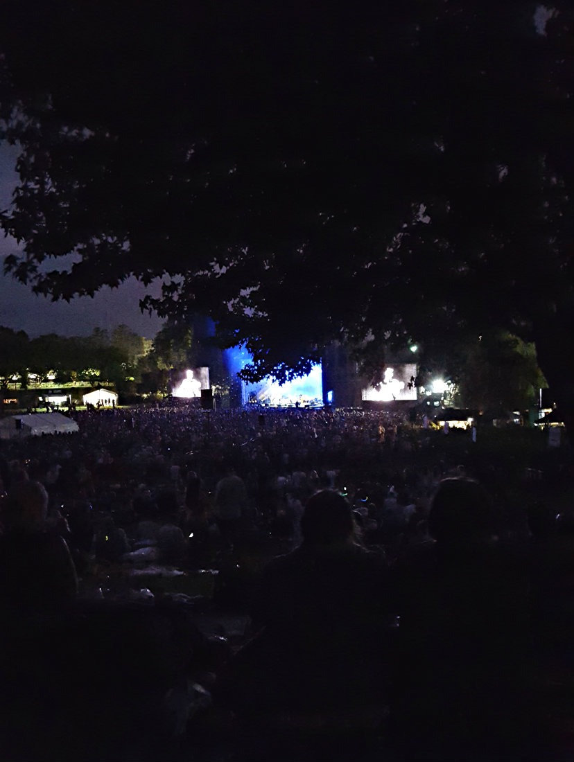 Go to the Villa Maria Estate for a concert - one of the most fun things to do in Auckland