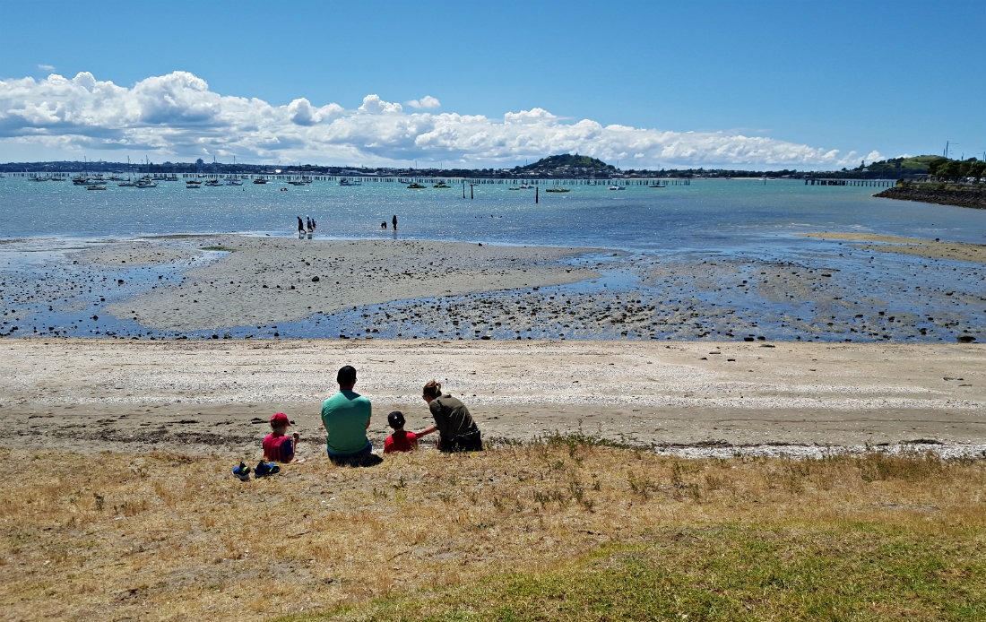 Mission Bay in Auckland