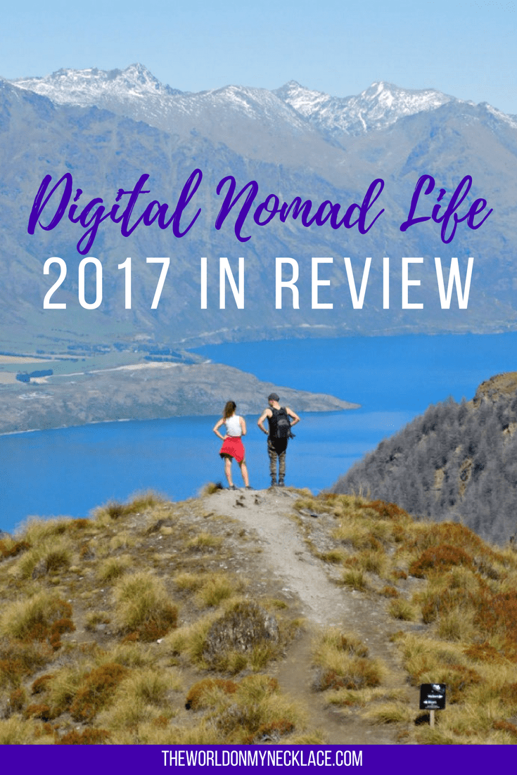 Digital Nomad Life: 2017 in Review