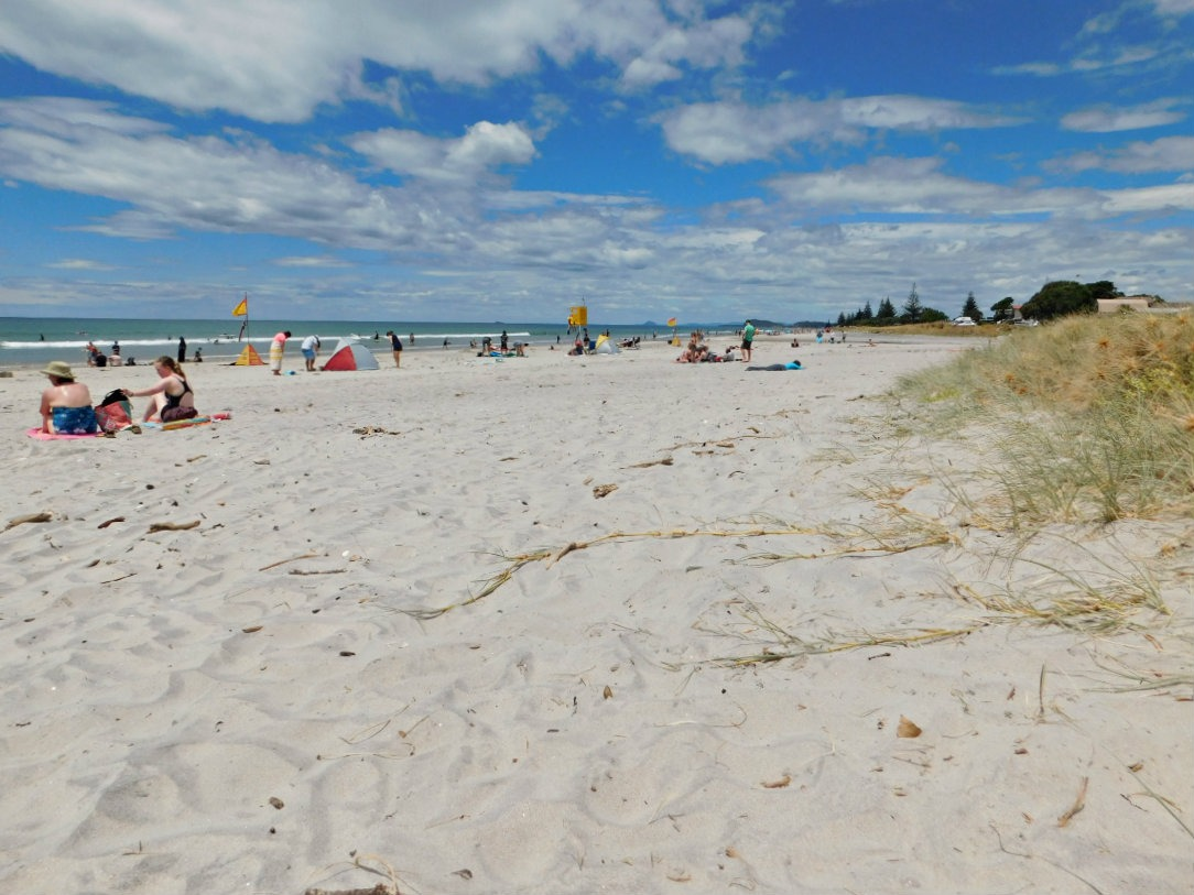 Staying in beautiful Waihi Beach during month thirty one of Digital Nomad Life