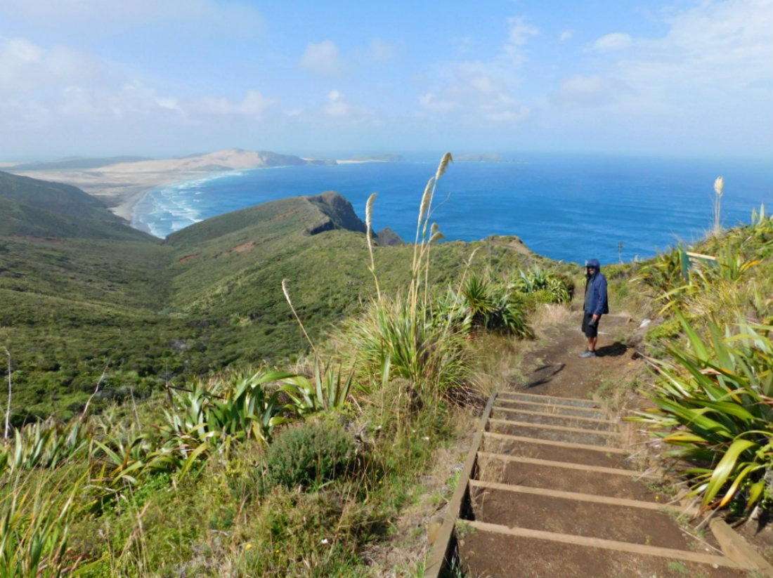 Visiting Cape Reinga during month thirty one of Digital Nomad Life