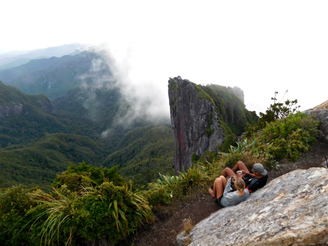 Summiting the Pinnacles during month thirty one of digital nomad life