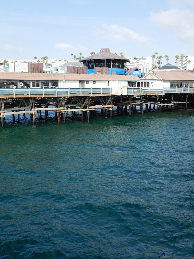 Redondo Beach Pier in the South Bay, Los Angeles