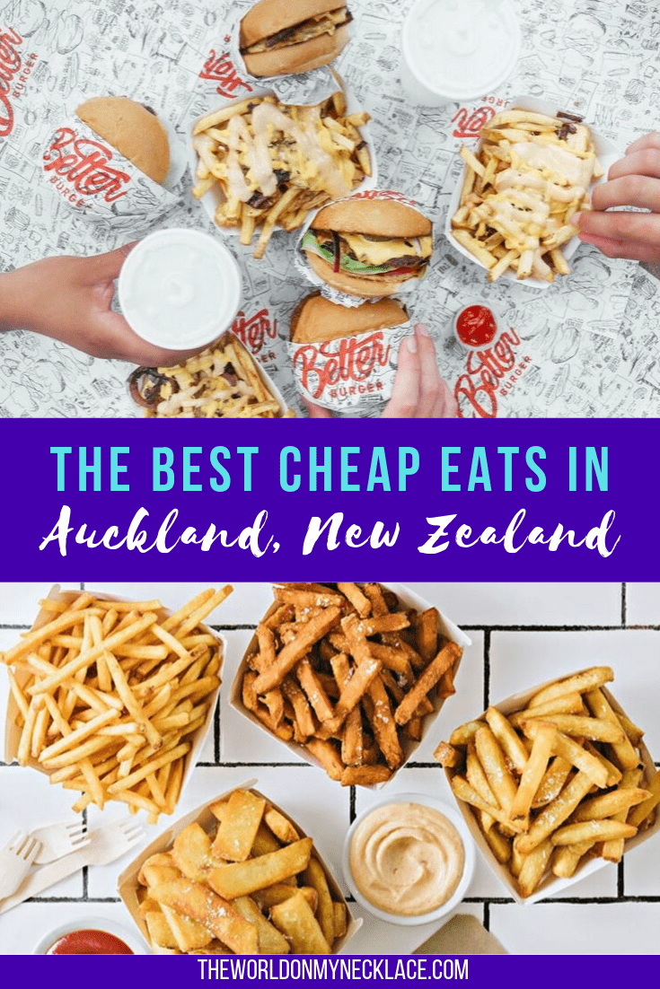 The Best Cheap Eats in Auckland, New Zealand