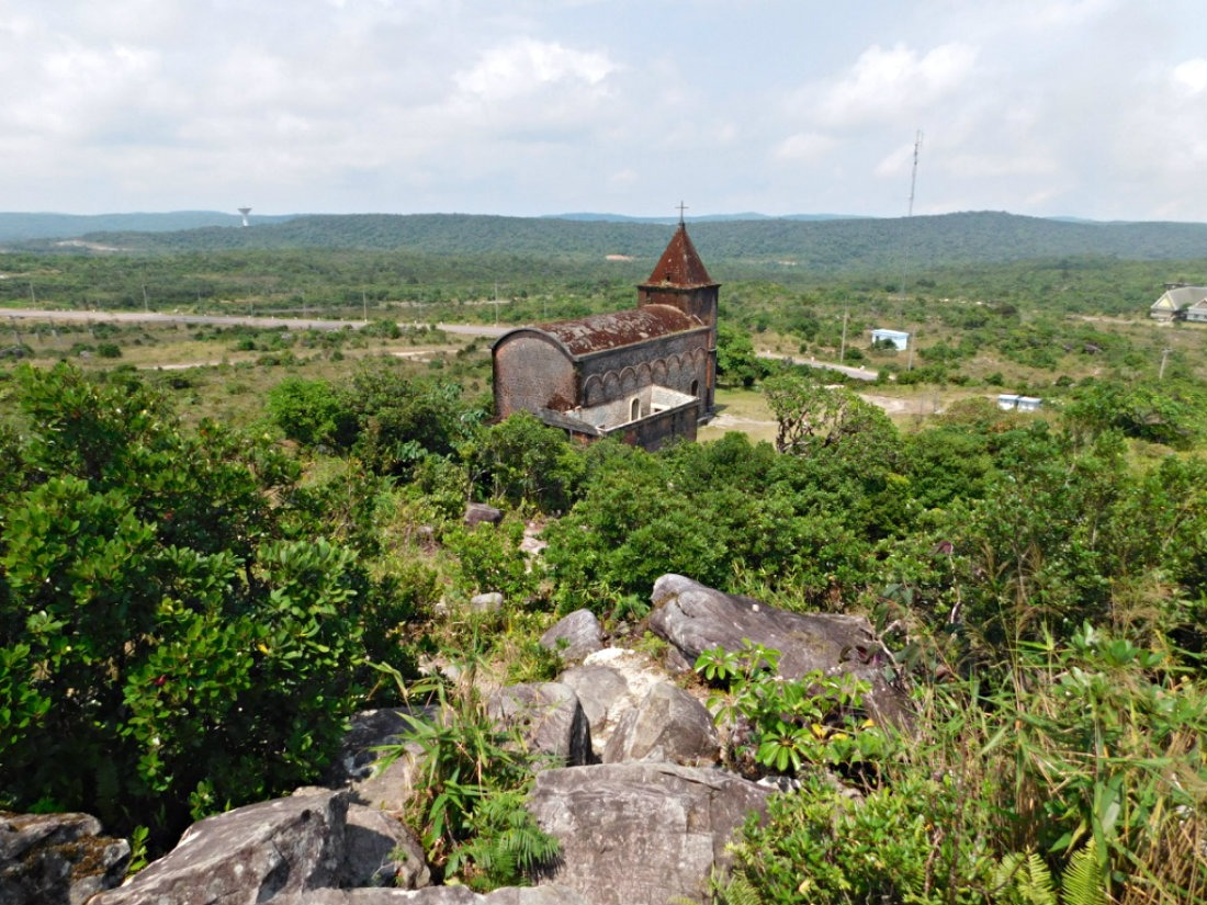 Exploring the highlights of Bokor Hill, Cambodia during month thirty two and thirty three of Digital Nomad Life