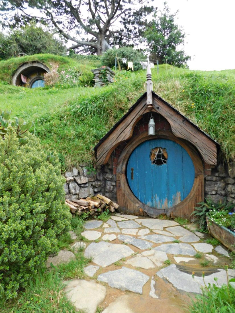 Exploring Hobbiton during month thirty two and thirty three of Digital Nomad Life