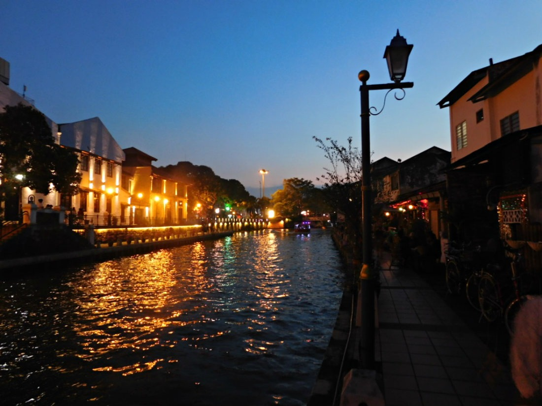 Exploring Melaka during month thirty two and thirty three of Digital Nomad Life