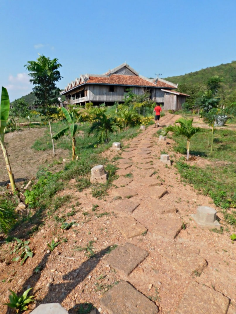 Visiting a Pepper Plantation in Kampot, Cambodia during month thirty two and thirty three of Digital Nomad Life