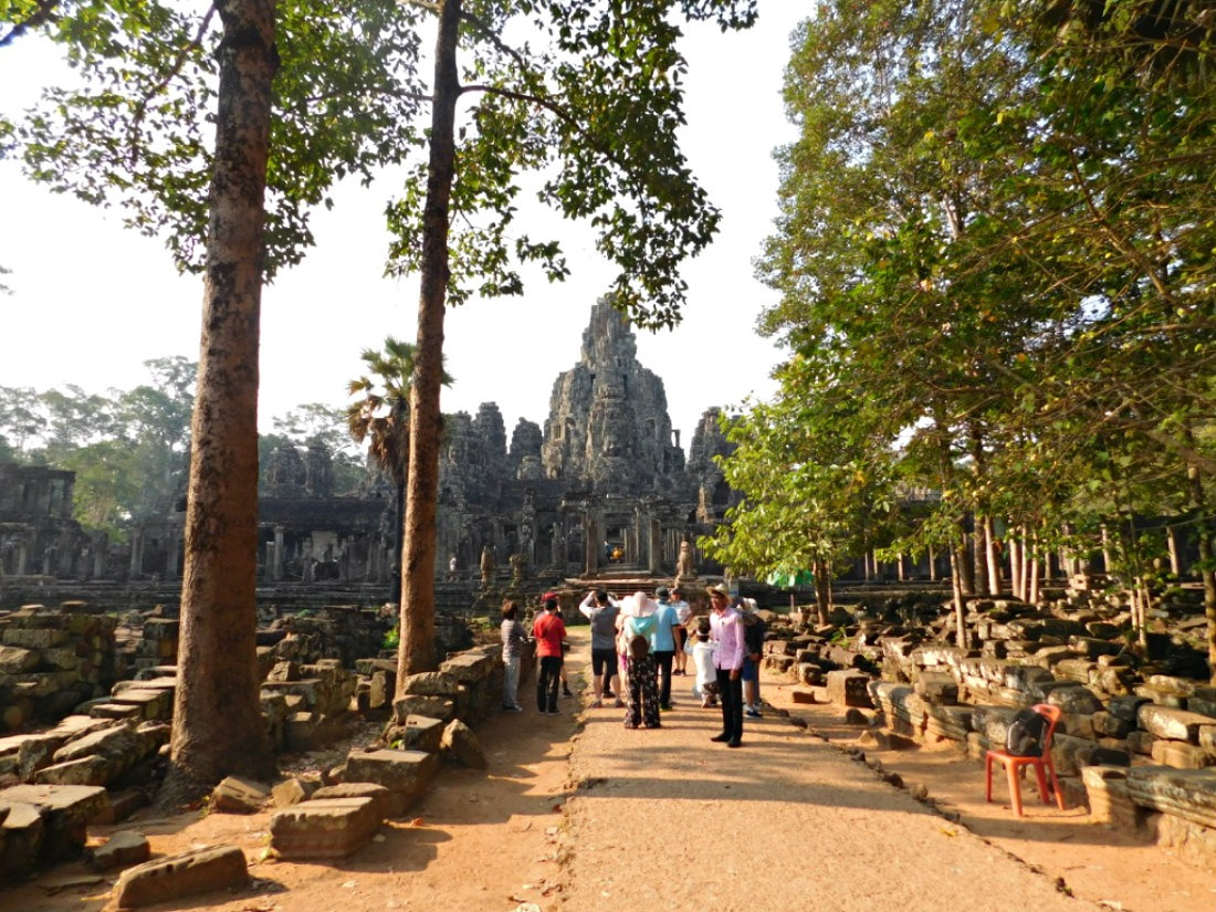 Finally getting to Angkor Wat during month thirty two and thirty three of Digital Nomad Life