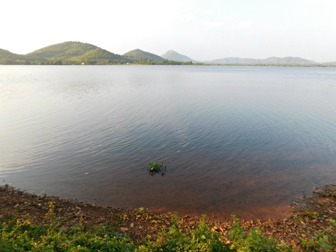 Secret Lake - one of the best things to do in Kampot Cambodia