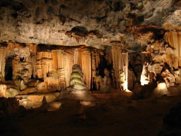 Caves in Oudtshoorn South Africa