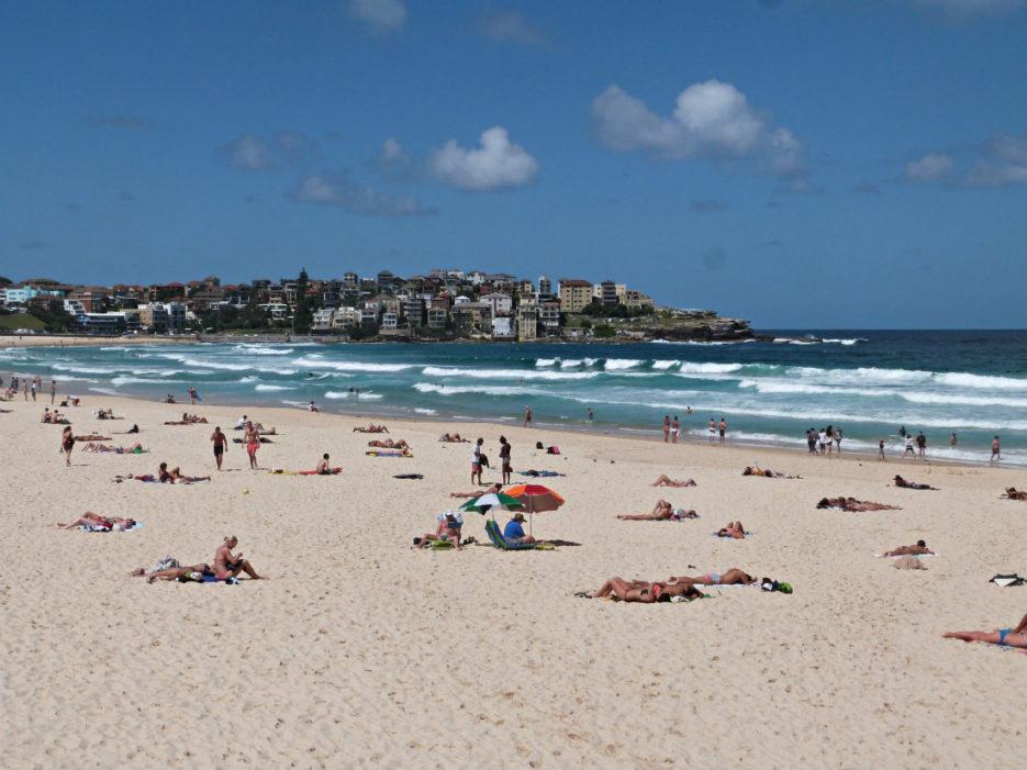 Visiting Bondi Beach is a Sydney must do