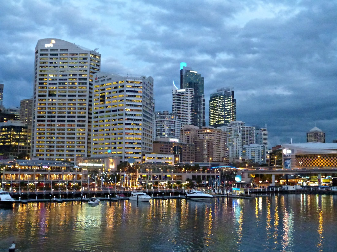 Visiting Darling Harbour is a must on any itinerary for 5 days in Sydney.