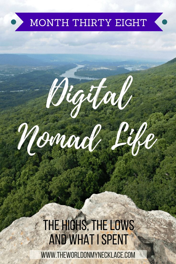 Digital Nomad Life Month Thirty Eight