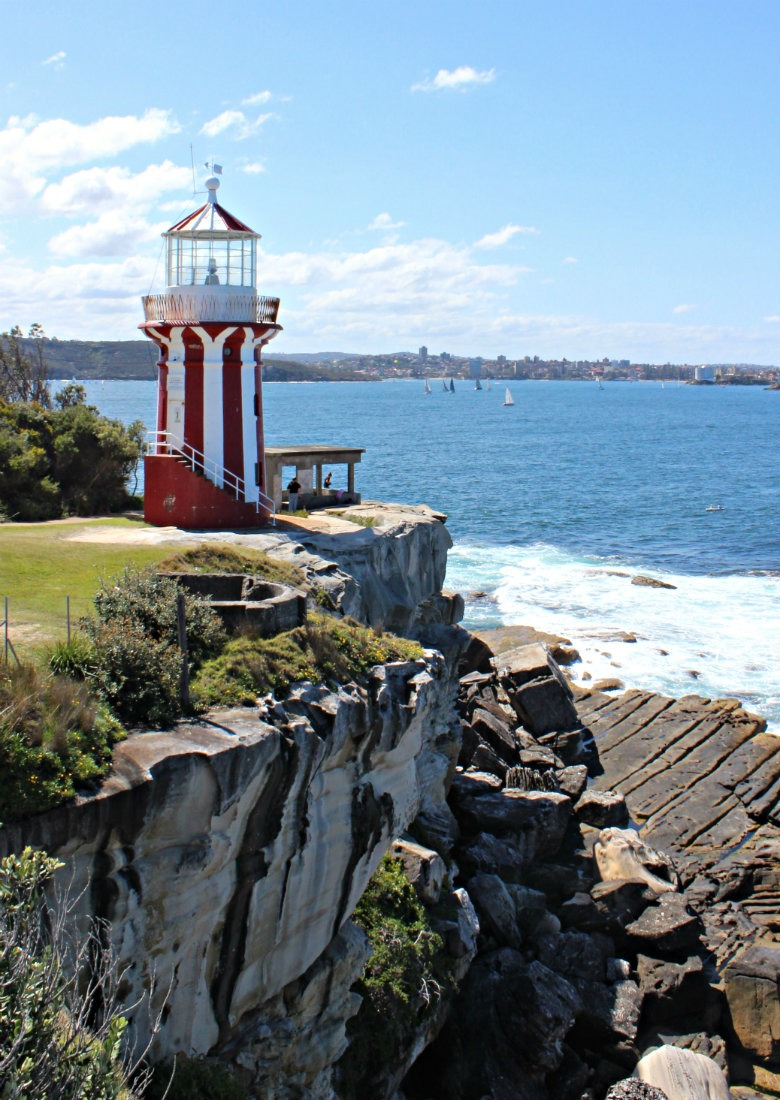 Add a visit to Hornby Lighthouse to your Sydney Bucket List