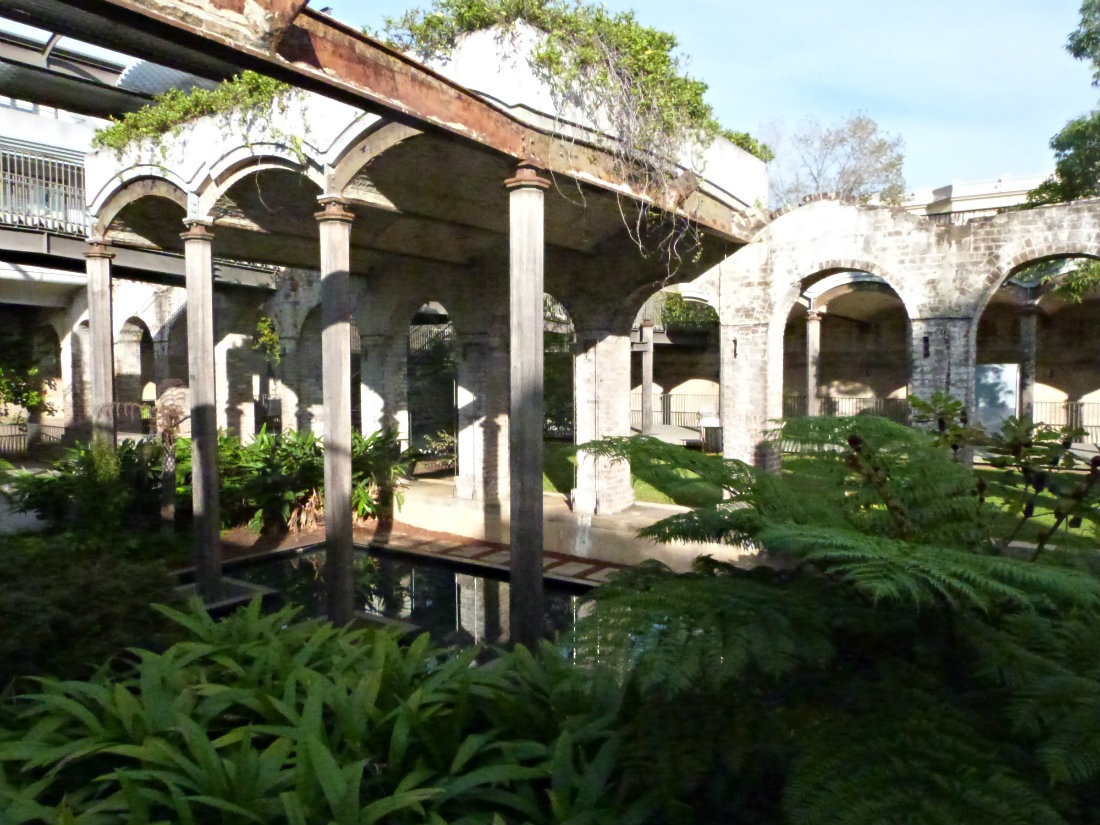 Visiting the Reservoir Gardens in Paddington is a must on any Sydney itinerary. | The World on my Necklace