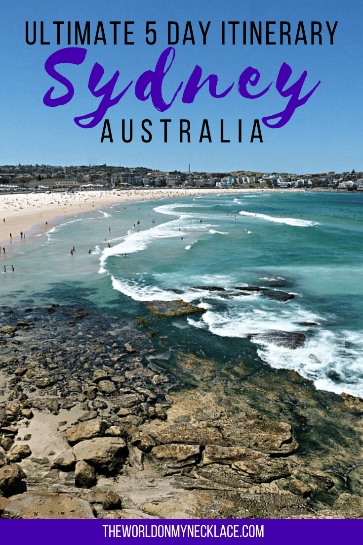 Ultimate Itinerary for 5 Days in Sydney
