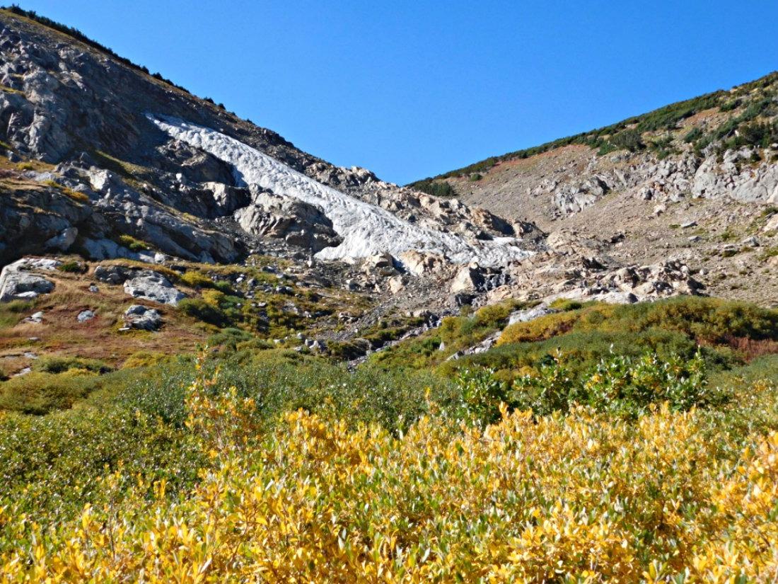 St Mary's Glacier in Idaho Springs, Colorado