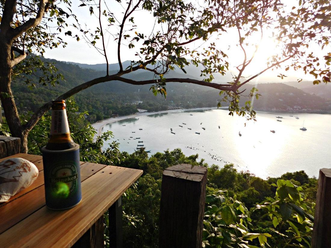 2C Sunset Bar in Thong Nai Pan Yai