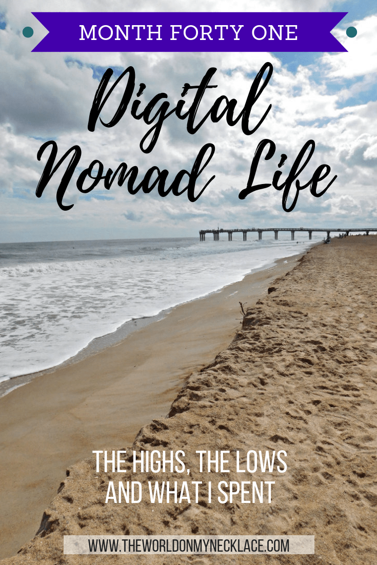 Digital Nomad Life Month Forty One
