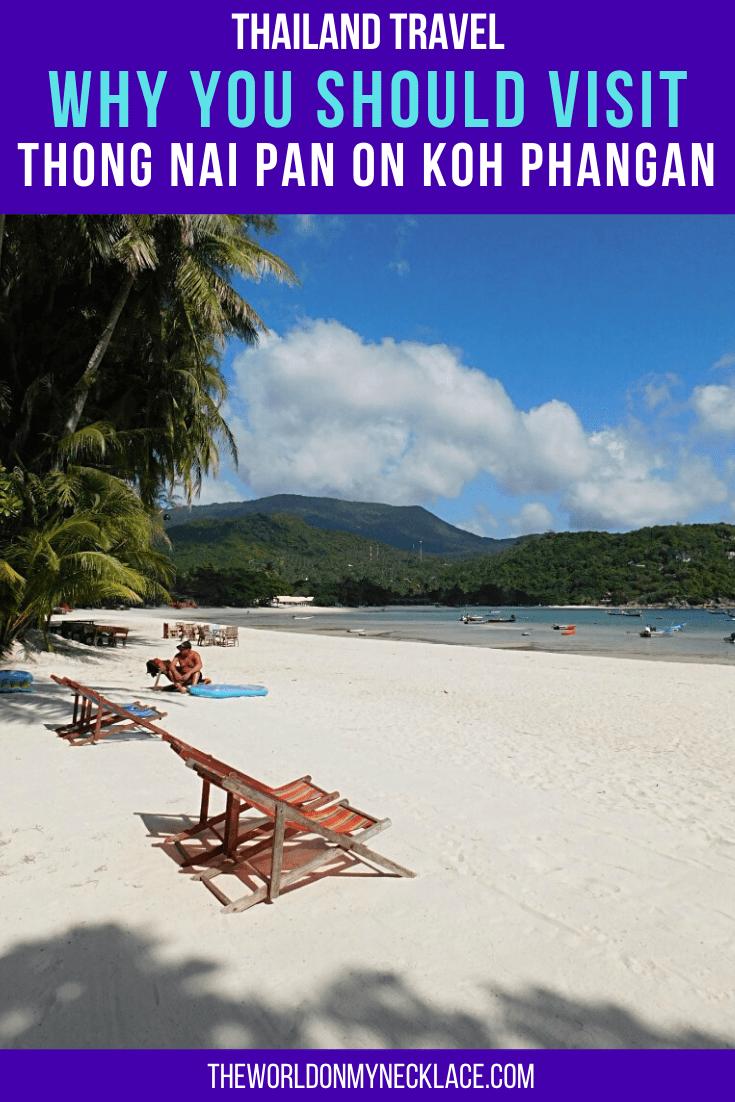 Why you Should Visit Thong Nai Pan on Koh Phangan