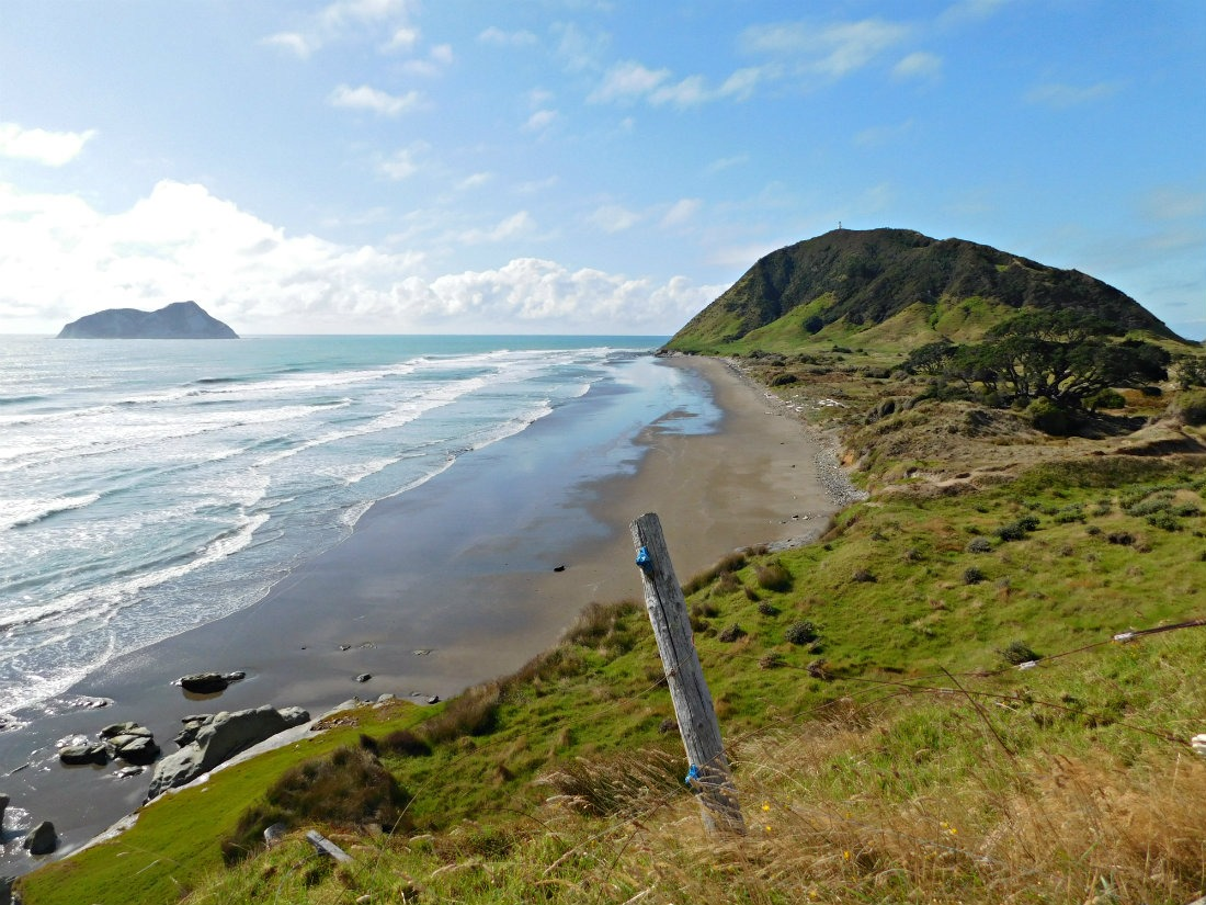 Roadtrip around the East Cape of New Zealand
