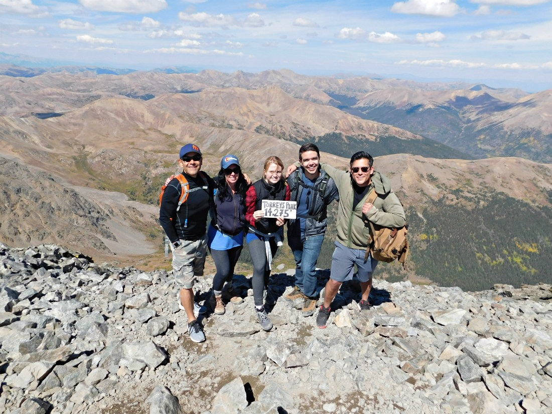 Hiking another 14er is on my Travel Bucket List for 2019