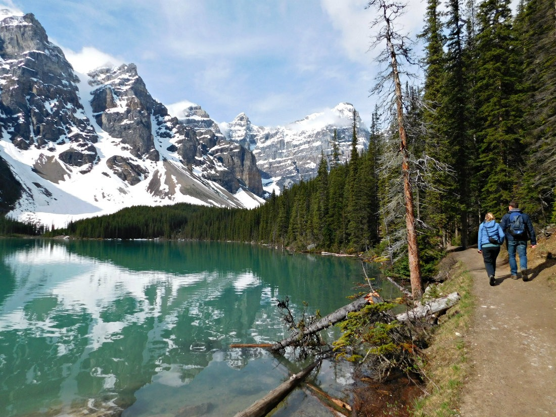 Revisiting Canada was on my Travel Bucket List for 2018