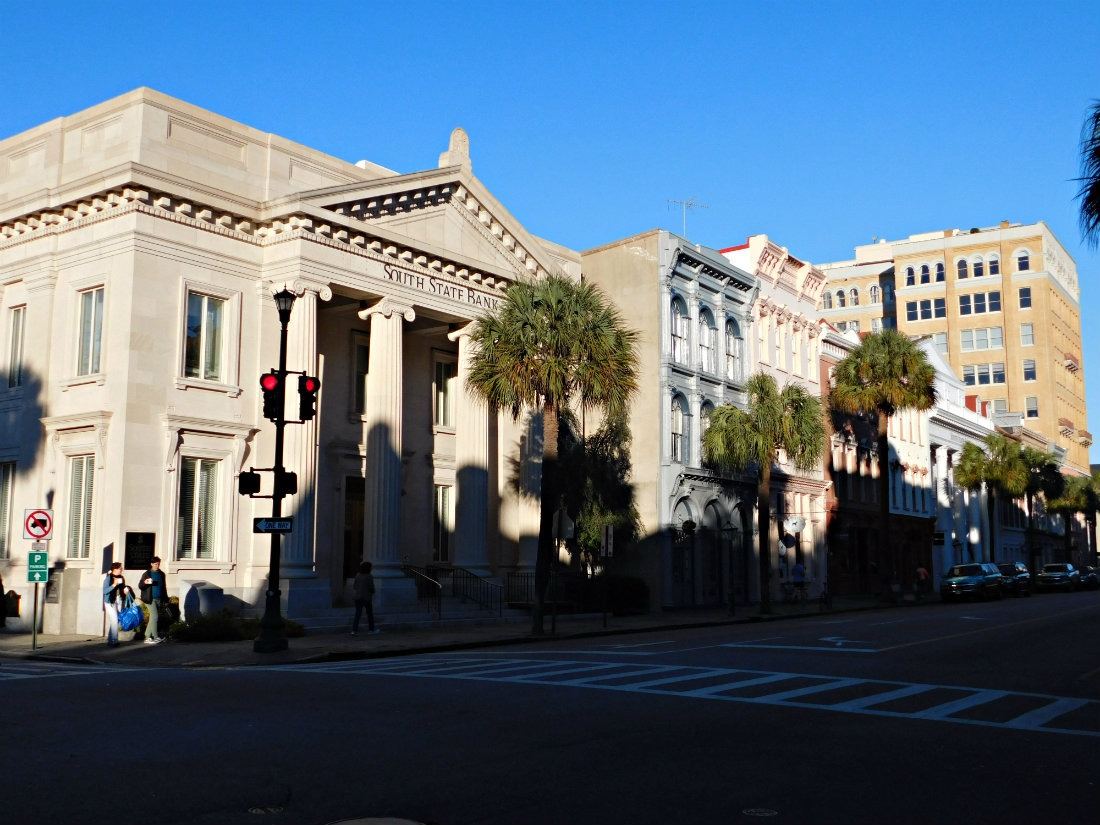 Exploring Charleston during Month Forty Two of Digital Nomad Life