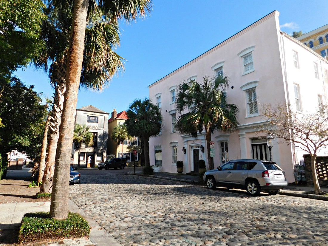 Historic Charleston in South Carolina