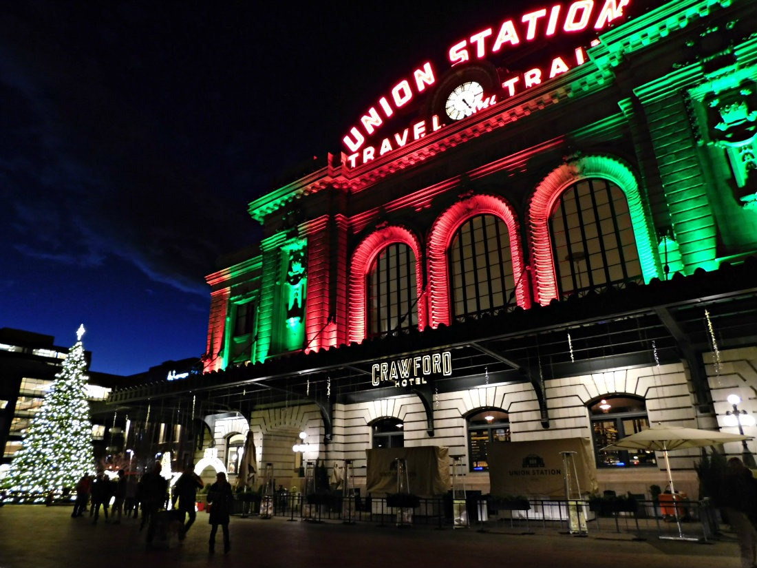 Union Station in Denver, Colorado