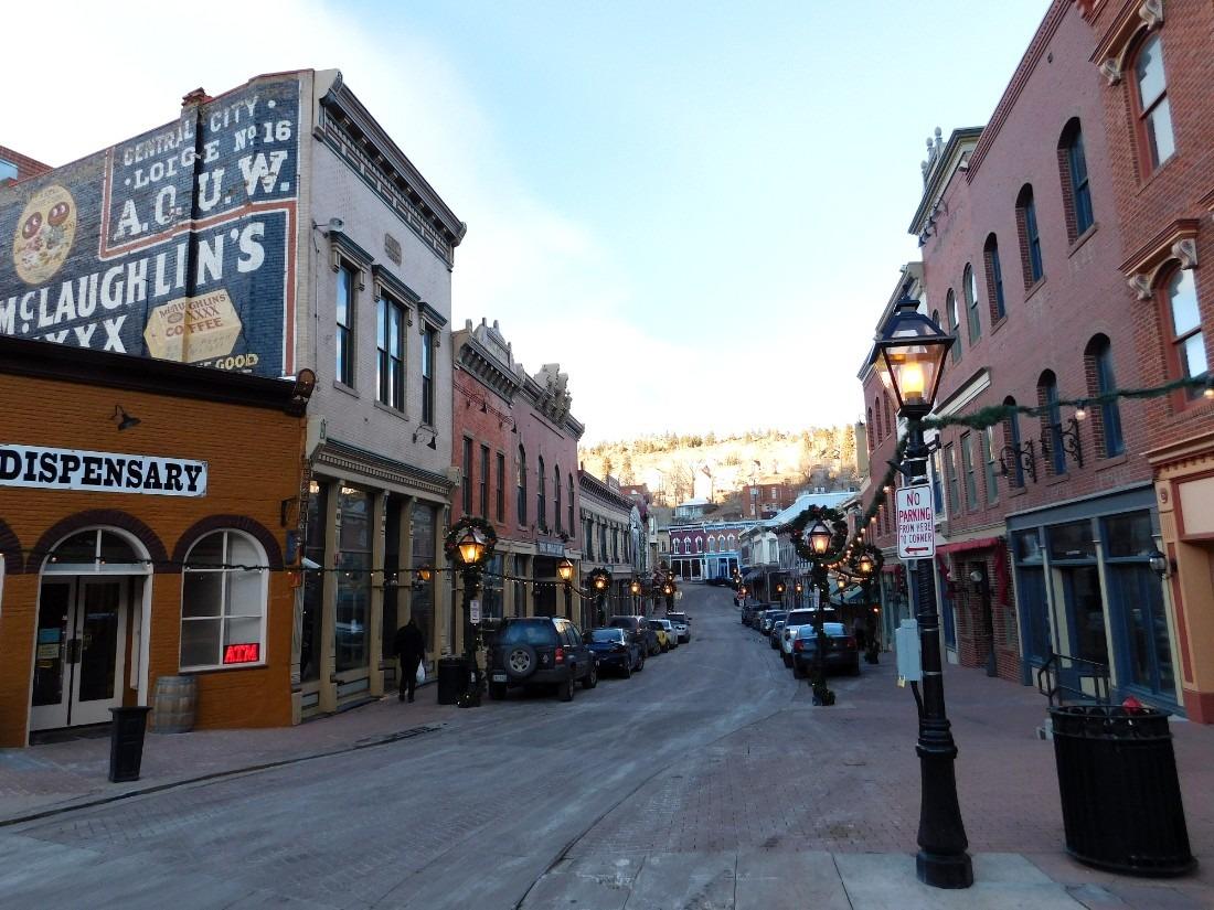 Central City in Colorado