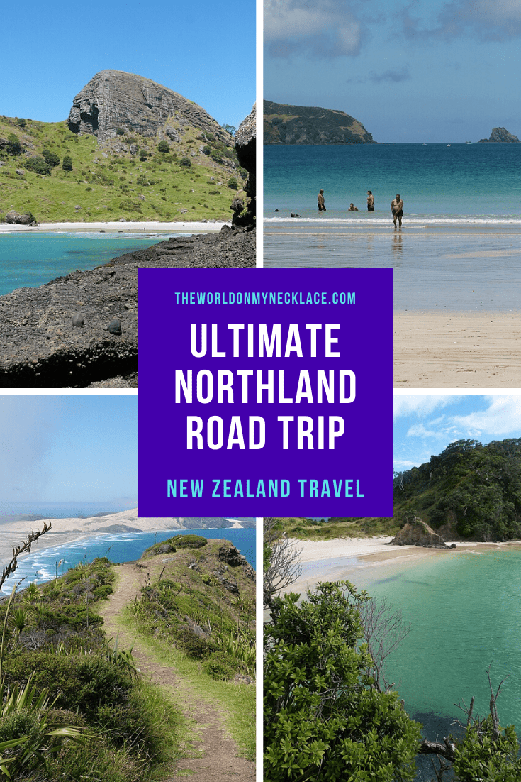 Ultimate Northland Road Trip from Auckland to Cape Reinga