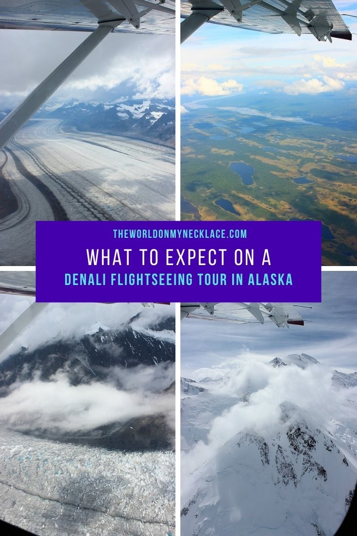 What To Expect on a Denali Flightseeing Tour in Alaska