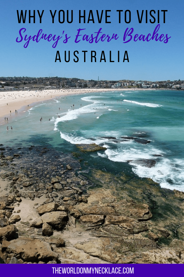 Why you should visit Sydney's Eastern Beaches