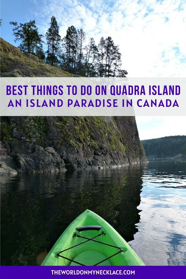 Best Things To Do on Quadra Island in Canada
