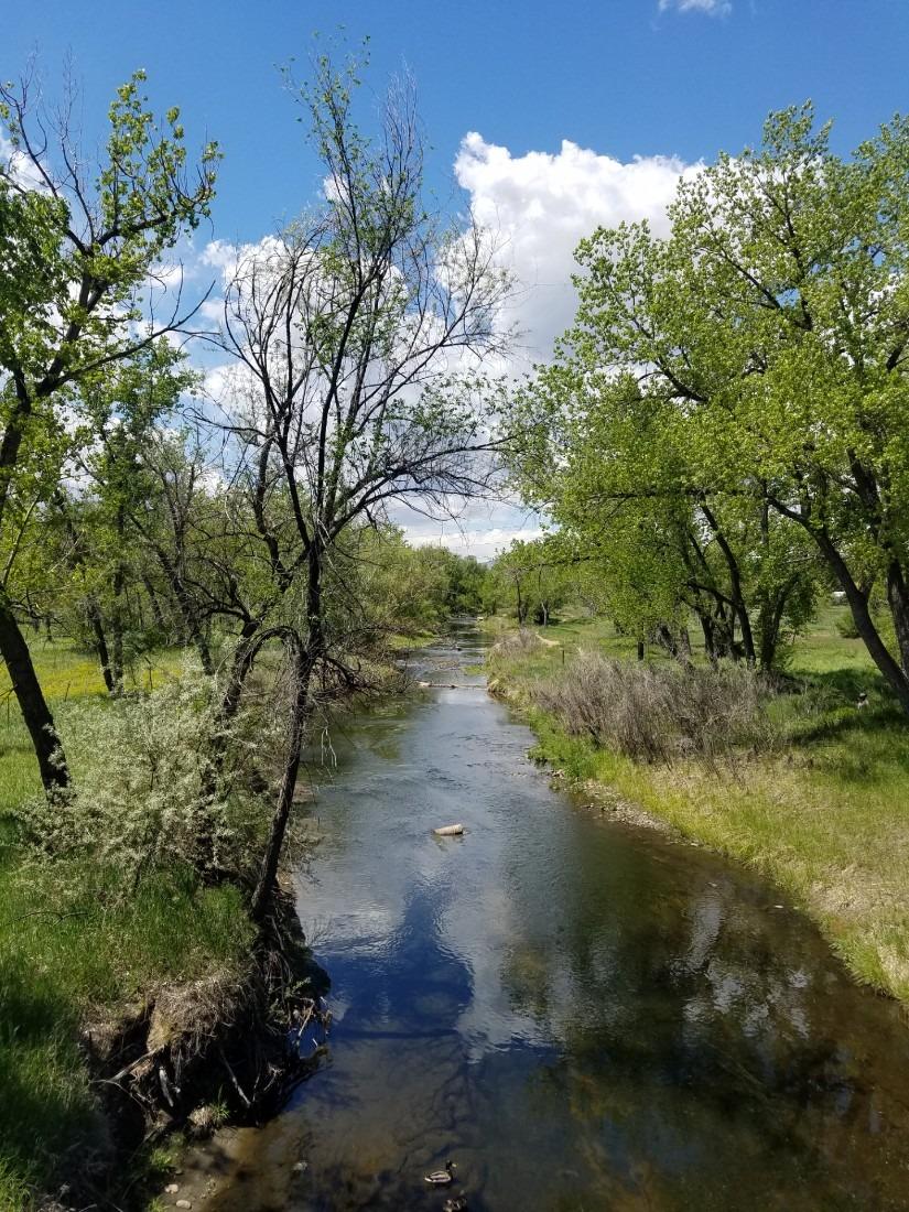 Clear Creek in Denver, Colorado