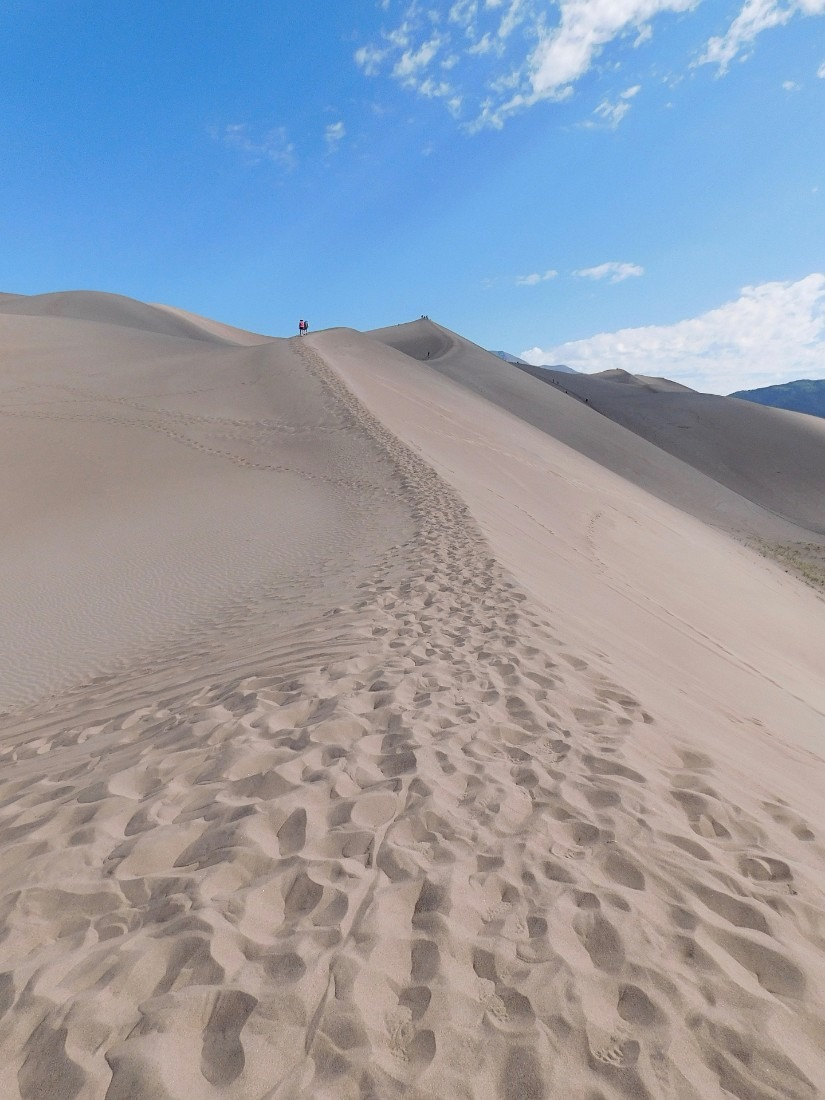 Visit Great Sand Dunes National Park on a Colorado road trip
