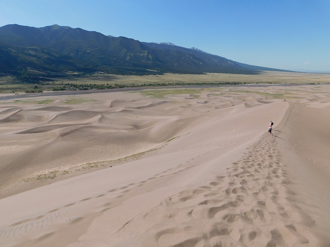 Visit Great Sand Dunes National Park on my Colorado trip itinerary