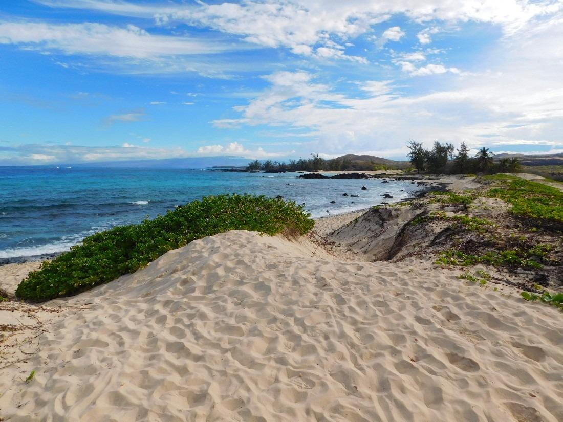 Makalawena Beach is a great addition to any Big Island road trip