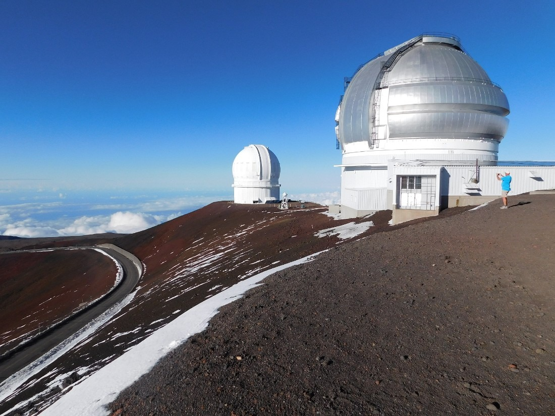 Visiting the summit of Mauna Kea is a must for any Big Island Road Trip