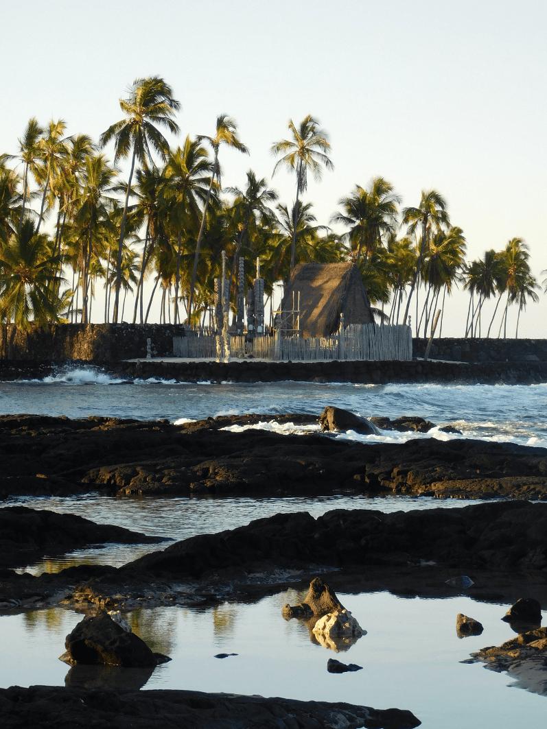 Pu'uhonua o Honaunau National Historical Park - part of any good Hawaii one week itinerary