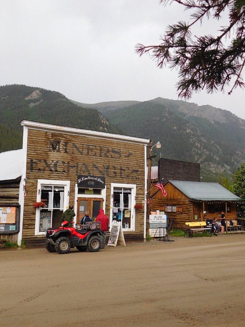 Visit St Elmo on a Colorado trip itinerary