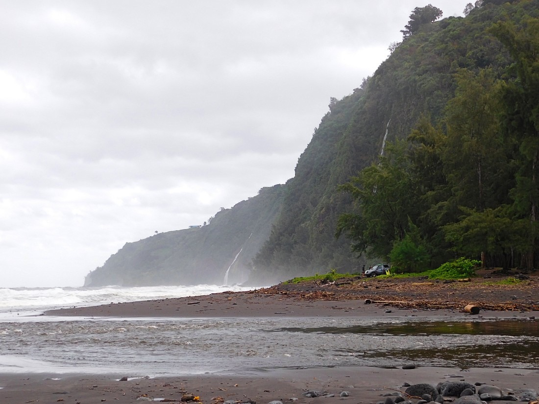 Visiting the Wai'pio Valley is a highlight of Hawaii