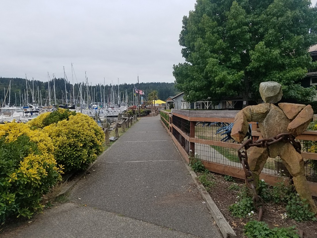 Bainbridge Island in Washington State