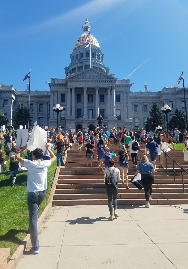 Climate March in Denver