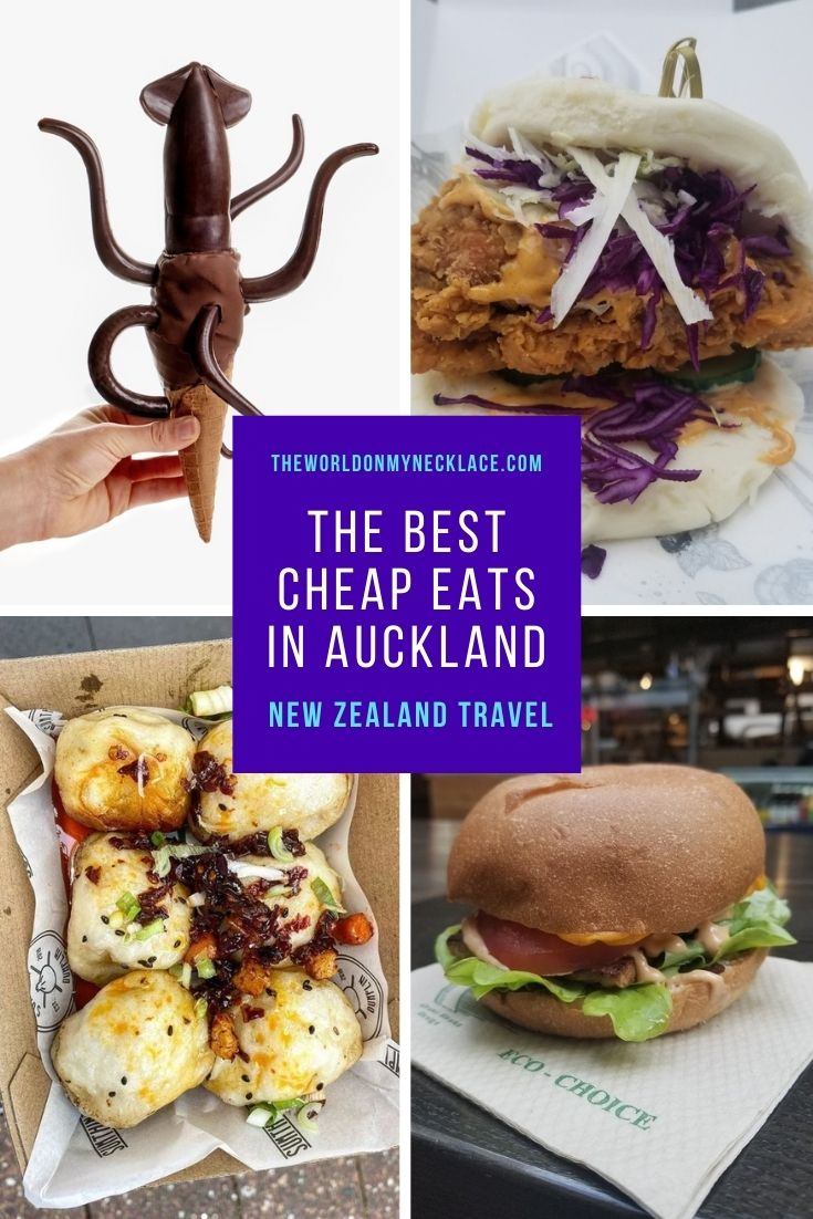 Best Cheap Eats in Auckland
